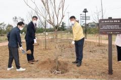 SK에너지, '탄소 중립 숲' 조성···고객과 친환경 가치창출