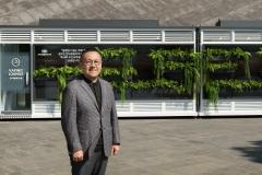 한국필립모리스, 부산국제영화제 광장에 베이핑룸·스모킹룸 설치
