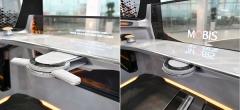 현대모비스, 車 운전대 '접고 펼친다'···세계적 양산 사례 없는 신기술