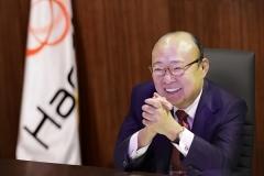 """한화그룹 창립 69주년···김승연 회장 """"가슴 뛰는 도전 시작"""""""