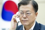 문 대통령, 기시다 총리와 통화···강제징용·위안부 문제 논의