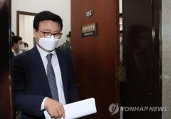 민주당 당무위, 이낙연 측 '무효표 논란' 이의제기 수용 않기로