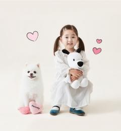 현대백화점, '흰디 하트 에디션' 출시···수익금 전액 기부