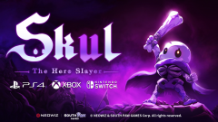 네오위즈 PC 게임 '스컬', 오는 21일 콘솔 출시