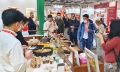 독일 쾰른 국제식품박람회, K-푸드 관심 집중