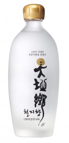 전남도, 10월 전통주에 함평 '천지향증류주'