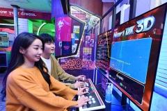 """""""올레드 TV로 게임 즐겨요""""···LG전자, '금성오락실' 개설"""