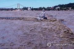 인도 북부, 산사태·홍수에 41명 사망