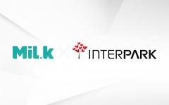 인터파크, 밀크코인 지원사격 나섰다···'포인트 연동 사업' 제휴 체결
