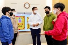 신학철 부회장 멘토는 MZ세대 직원들···LG화학, 코멘토링 진행