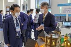 한전KDN, '2021 대한민국 에너지대전'에서 신기술 선보여