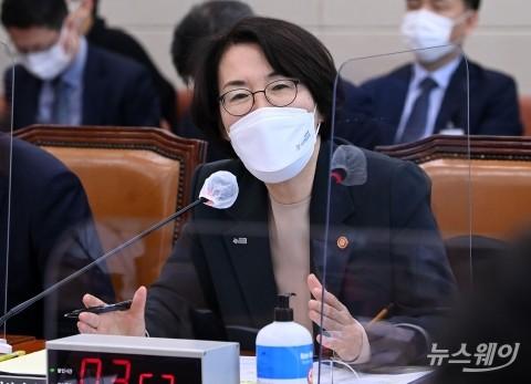 """임혜숙 과기부 장관 """"KT, 장애 재발방지책 마련하라"""""""