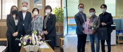 NH농협은행 전남영업본부, 외환거래 우수 고객 감사의 마음 전달