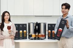 LG 홈브루, 전용 맥주 캡슐 '레드 에일' 추가···6종으로 확대
