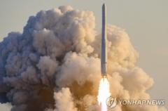 누리호, 5시15분 더미 위성 정상 분리···발사 성공에 무게