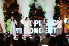 LX공사, 음악으로 힐링 선물···'LX 피크닉 콘서트' 성료
