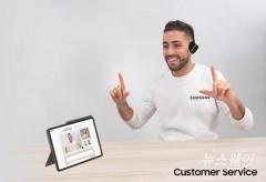 삼성전자, 청각장애인 수어상담서비스 글로벌 50개국 확대