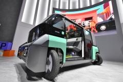 현대모비스, '25년 자율주행차 90도 회전 가능한 '꿈의 자동차바퀴' 접목