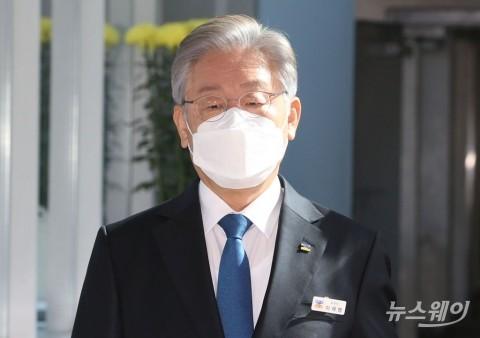 """이재명 """"정책 대안으로 부동산 불로소득 공화국 타파하겠다"""""""