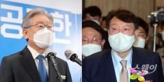 '국감효과' 이재명···윤석열·홍준표 양자대결 모두 앞서