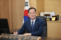 명현관 해남군수, 공약추진 율 96.7% '전국 최고'
