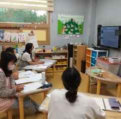 부영그룹, '부영 사랑으로 어린이집' 언택트 교사교육 실시