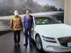 정의선 회장, 印尼 '전기차 생태계' 전진기지 구축···아태지역 범위 넓힌다
