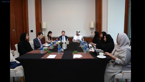 """FIU, UAE 금융정보분석기구와 MOU 체결···""""정보교환 협력"""""""