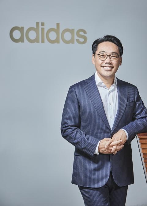 아디다스코리아, 피터 곽 신임 대표이사 선임