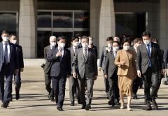 """문 대통령 """"G20·COP26, 역사상 중요한 회의로 기록될 것"""""""