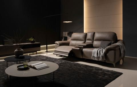 현대리바트, 착석감 강화한 소파 '그란디오소 제로' 출시