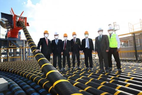 산업은행, LS전선 해저케이블 공장 증설 등에 5년간 1조원 투입